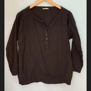 Eileen Fisher Top - Casual Gauze Blouse